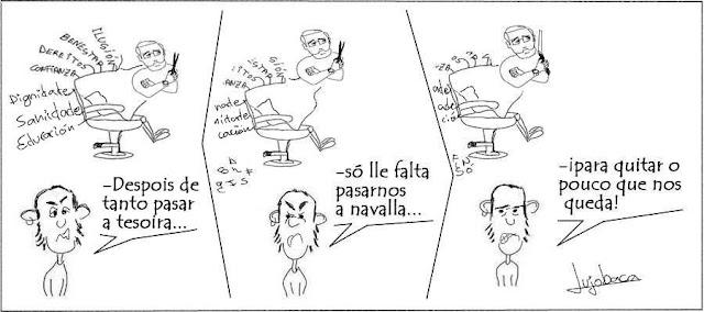 Barbaría Rajoy