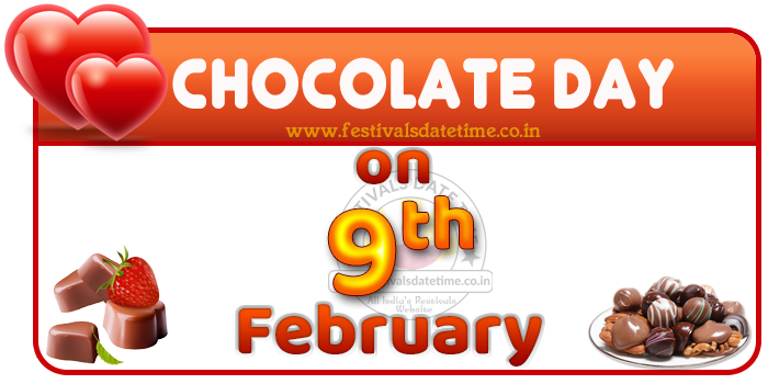 Chocolate Day Date in Valentine Week