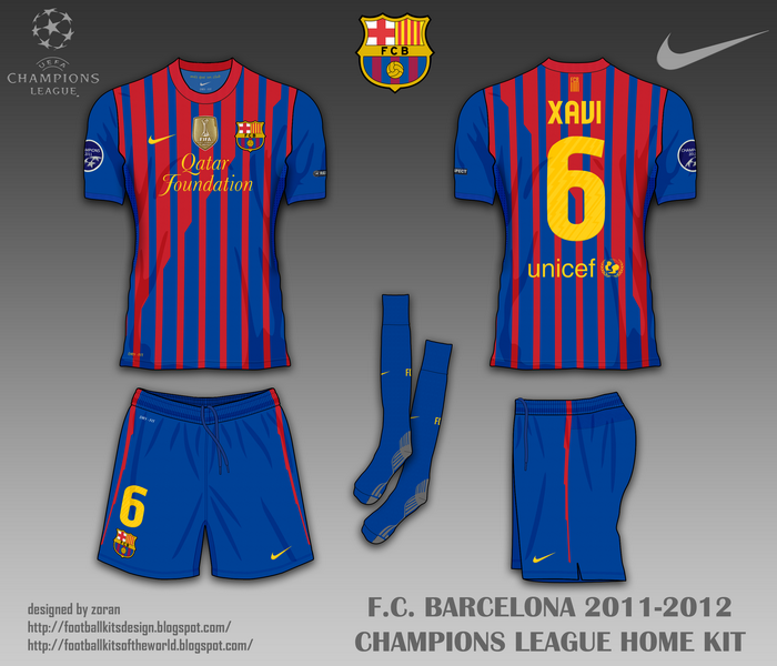 8c0bf91818c football kits of the world: f.c. barcelona 2011-2012 champions