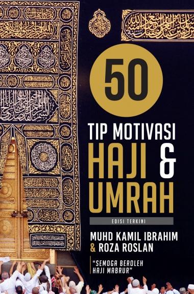 Buku 50 Tips Motivasi Haji & Umrah