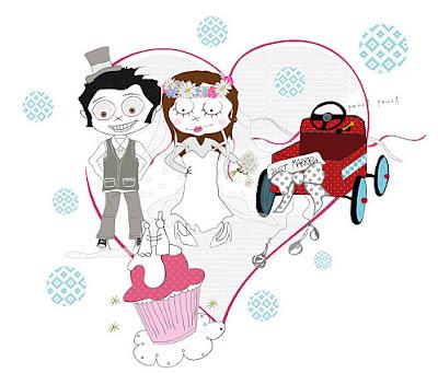 Carte pour mariage gratuite à imprimer