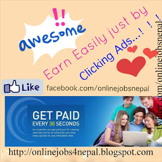 earn+online+jobs+nepal+clixsense+referrals