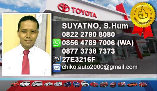 Toyota Kuningan Jawa Barat