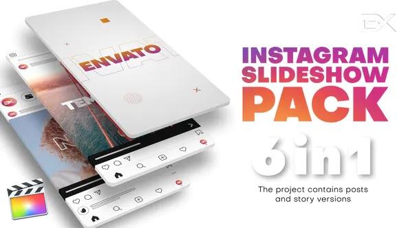 Videohive Instagram Slideshow Pack 27907217