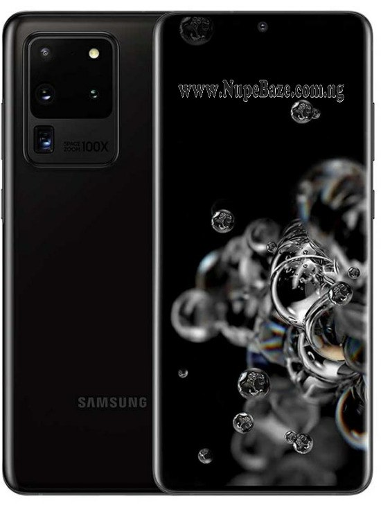 Samsung Galaxy S20 Ultra Specifications And Price In Nigeria