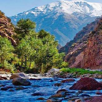 Depuis Marrakech : excursion 1 jour dans la vallée d'Ourika