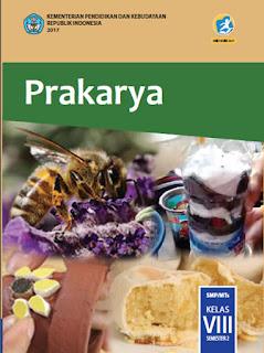 Buku Siswa Kelas 8 Prakarya Semester 2 Kurikulum 2013 Revisi 2017