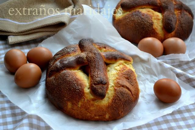 Torta De Pascua