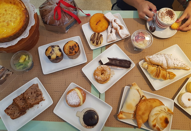 Onde comer empanadas em Santiago: Lo Saldes