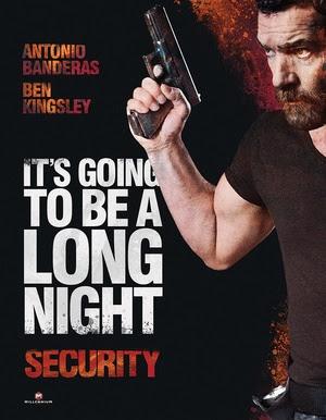 Filme Poster Segurança em Risco