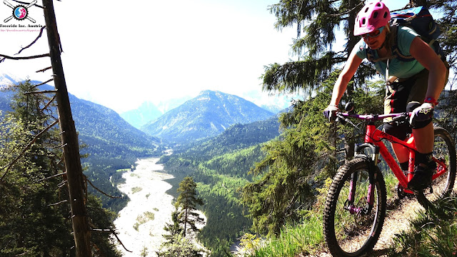 Mountainbike Tour Vorderriss