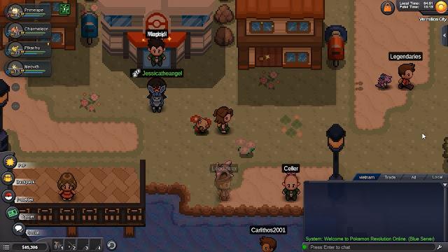 Hướng Dẫn Pokemon Revolution Online Part 3 - S.S Anne