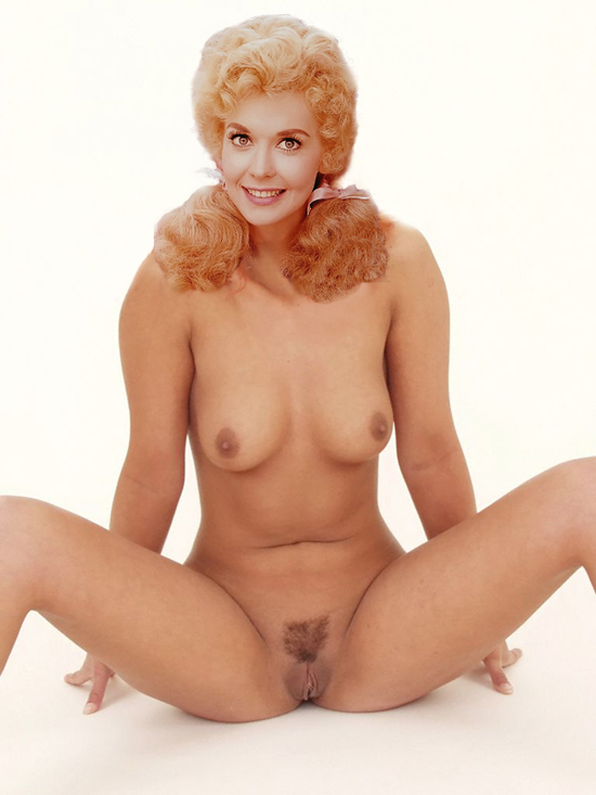 Nude pics of donna douglas beverly hillbillies fakes