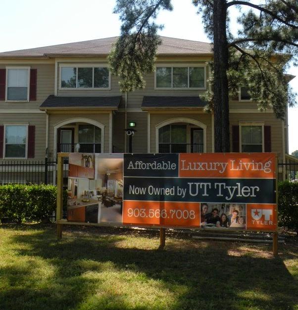 Apartments Tyler Tx: The UT Tyler Student Blog: UT Tyler Introduces Eagle's Landing