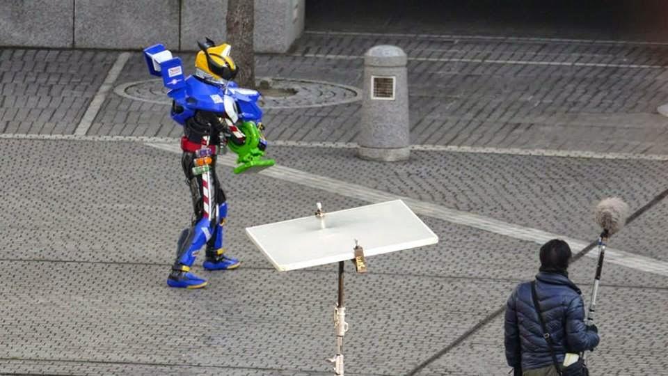 Kamen Rider Drive - Page 4 - Junk Guild