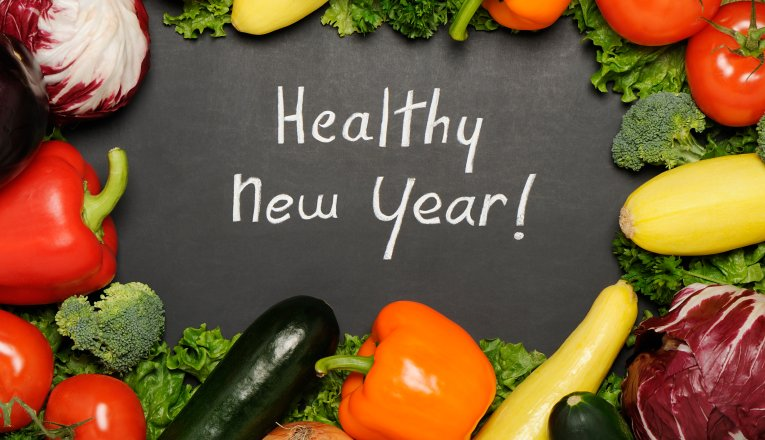 Happy New Year everyone. Healthy-new-year