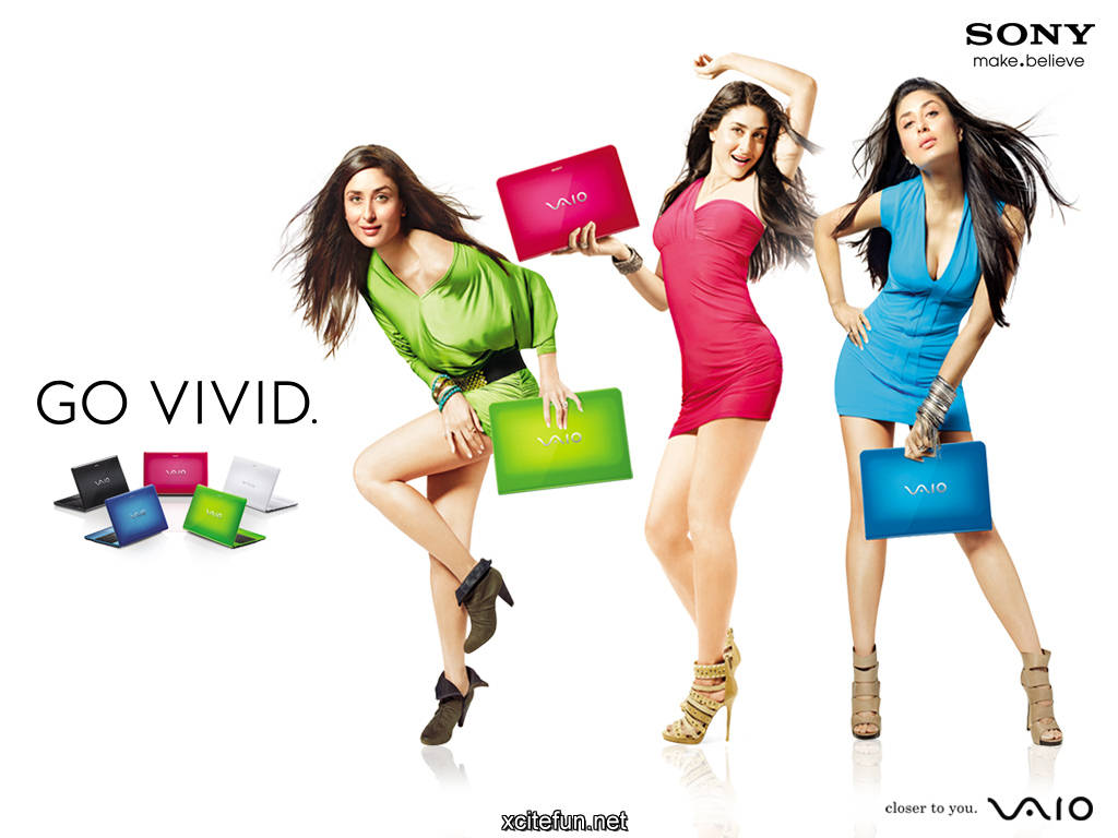 sony vaio kareena