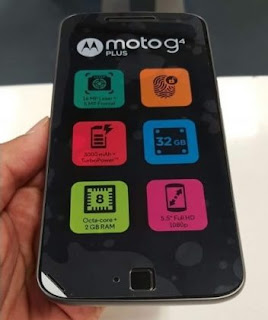 Moto G4 Plus Photos, Features, & Specifications : Leaked by Lenovo Before Launch