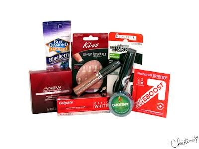 Influenster MegaVoxBox