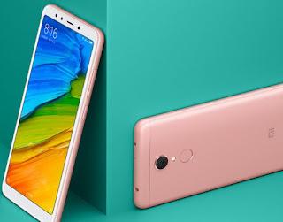 Xiaomi Redmi 5 Y dan 5 Plus: Harga dan Spesifikasi