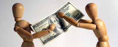 Cho vay tiền - Đặt cược một mối quan hệ