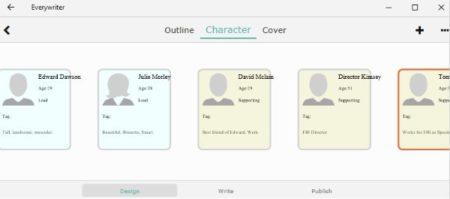 Aplikasi untuk membuat buku dan novel Windows  Aplikasi untuk membuat buku dan novel di Windows 10 gratis