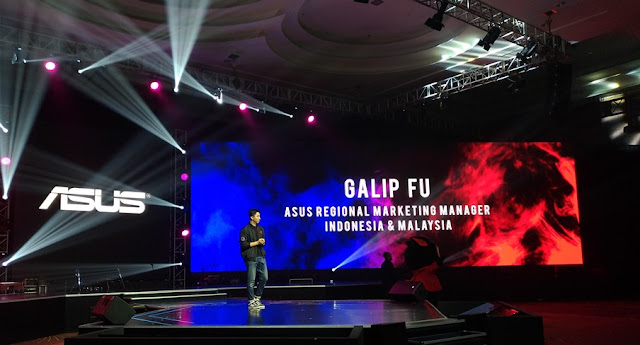Launching 3 Smartphone Gaming Asus