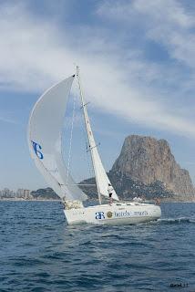 VIDEO: Salida XXIII Trofeo Peñón de Ifach – Regata Calpe-Formentera-Calpe 2011 del RCNC, Mario Schumacher Blog