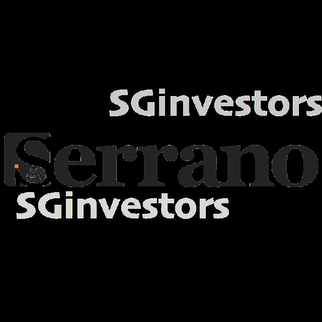 SERRANO LIMITED (40R.SI) @ SG investors.io