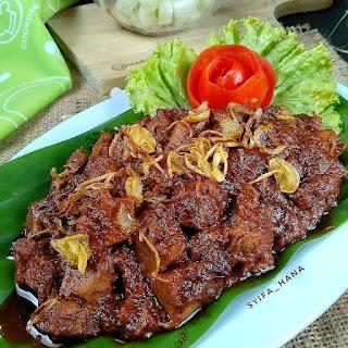 Resep Cara Membuat Krengseng Daging khas Surabaya