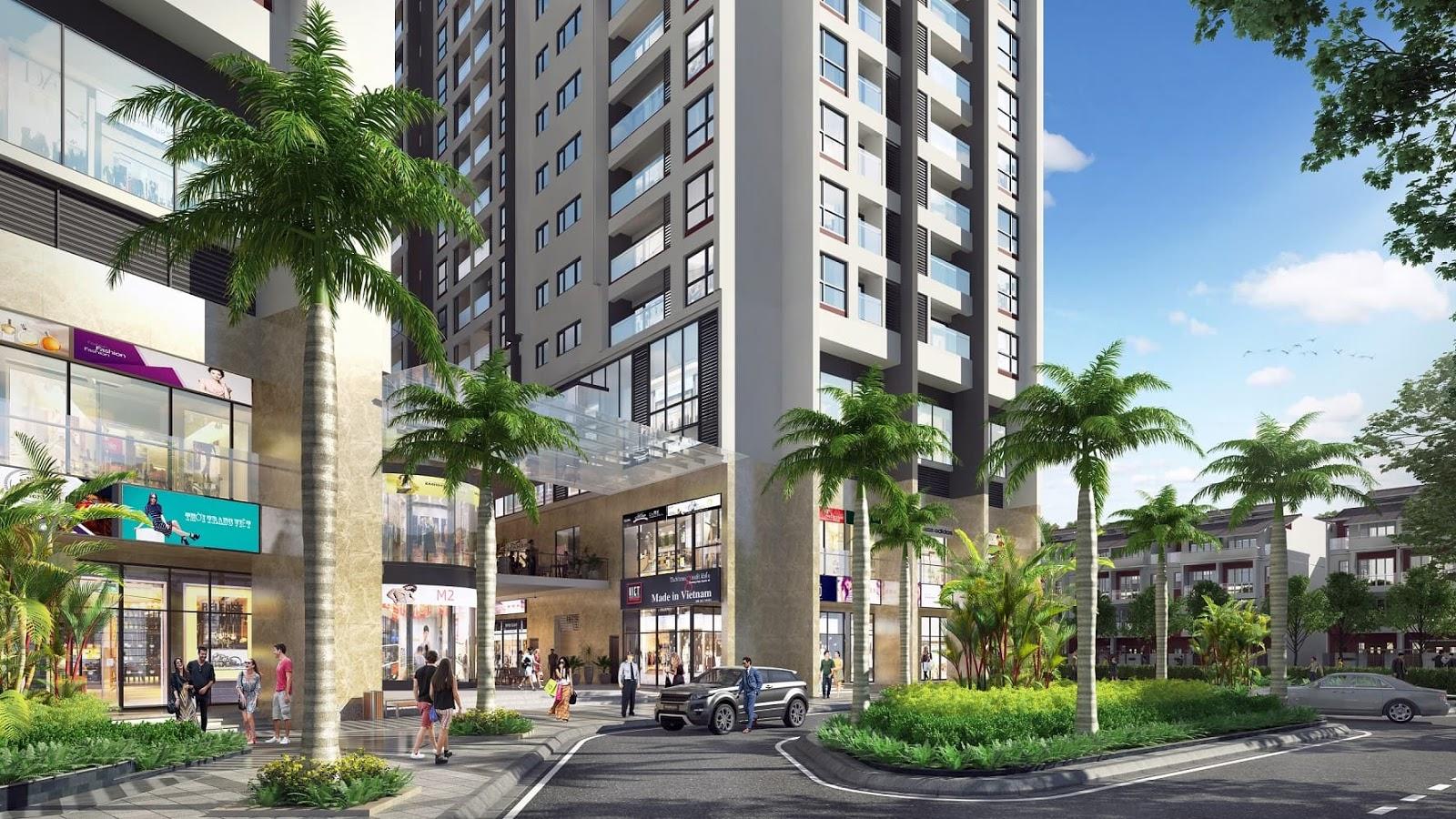 Chọn mua chung cư Green Pearl 378 Minh Khai