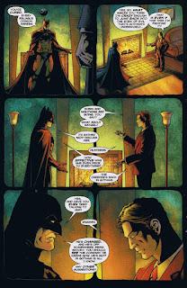 """Reseña """"Grandes autores de Batman: James Robinson - Cara a cara"""" - ECC Ediciones"""