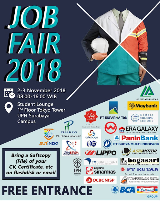 Job Fair Gratis di Surabaya