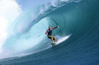Nihiwatu Beach idol of world surfer
