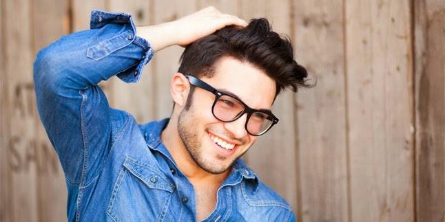 trend gaya Model Rambut pria 2014