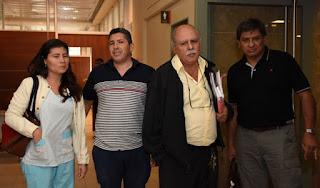 mañana a partir de las 8 se presentarán dos comité de luchas, uno en el hospital Marcial Quiroga y otro en el Rawson para constatar el nivel del acatamiento