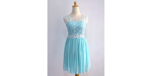 JUAL DRESS MINI DRESS