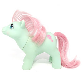 My Little Pony Baby Cuddles Year Three Playset Ponies II G1 Pony