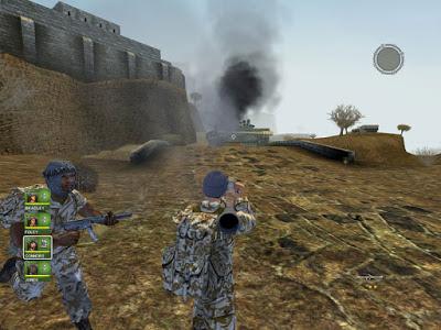 Conflict Desert Storm 1 Game Free Download