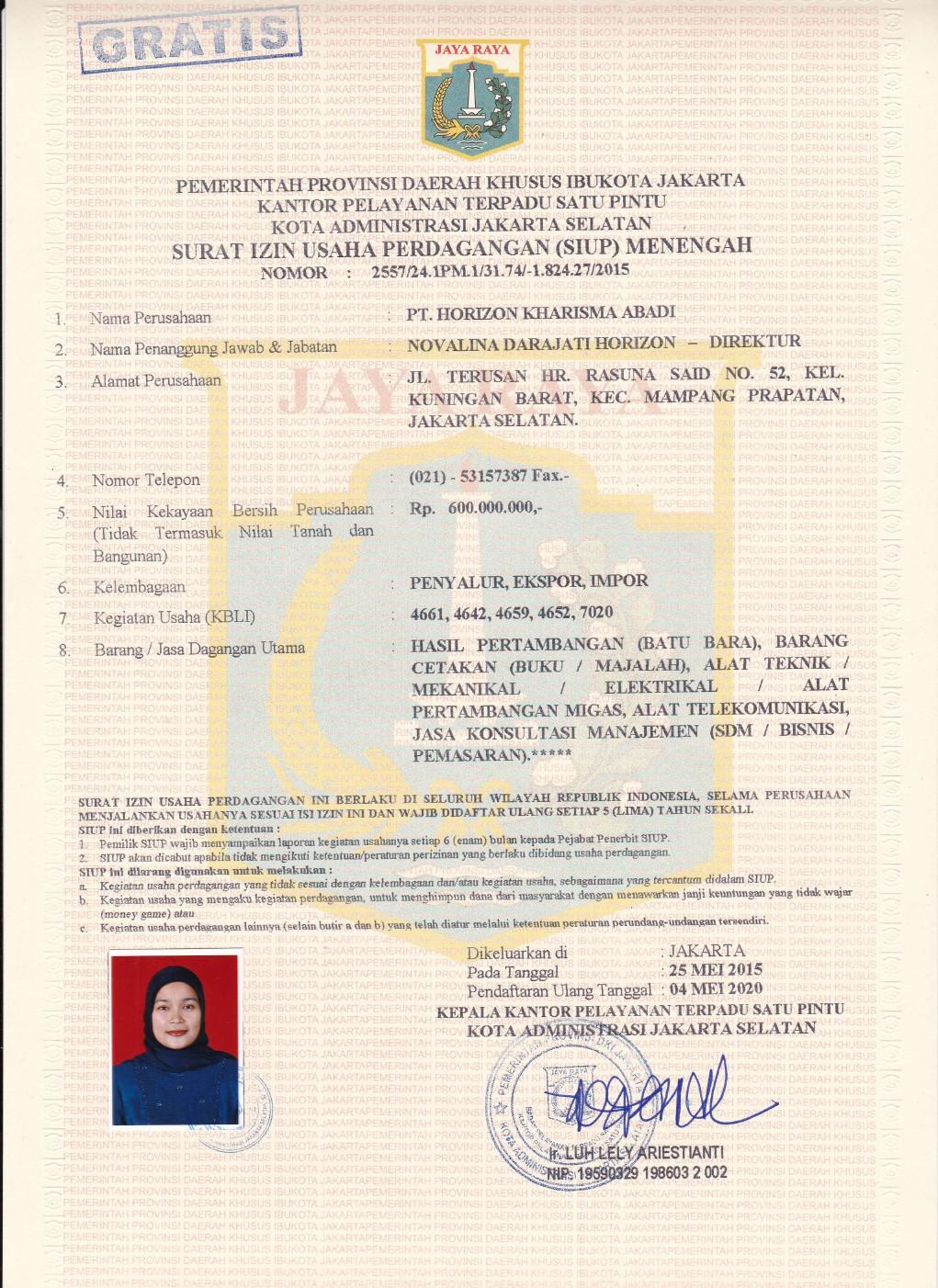 FAIR CONSULTAN ( Jasa Perizinan Dalam Dan Luar Negeri ...