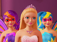 Barbie in Princess Power (2015) - Subtitle Indonesia