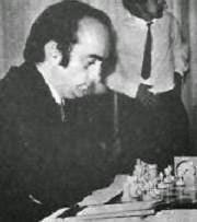 El ajedrecista C. Augusto Menvielle