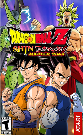 Dragon Ball Z: Shin Budokai Another Road Download ISO PSP