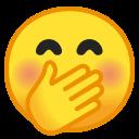 Giggle emoji