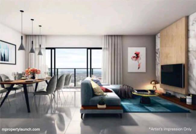 Interior Design Trio by Setia Apartment