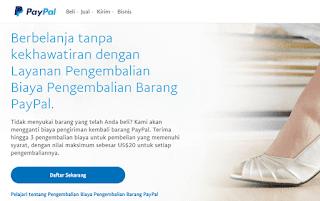 Paypal Daftar Sistem & Alat Pembayaran Online Terpercaya