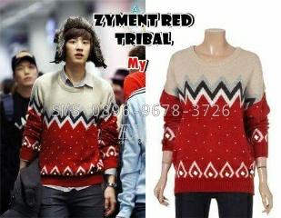 sweater-ah korea kpop pria