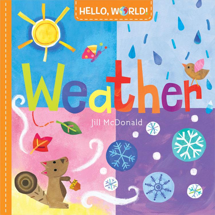 Hello World! Personalized Board Book