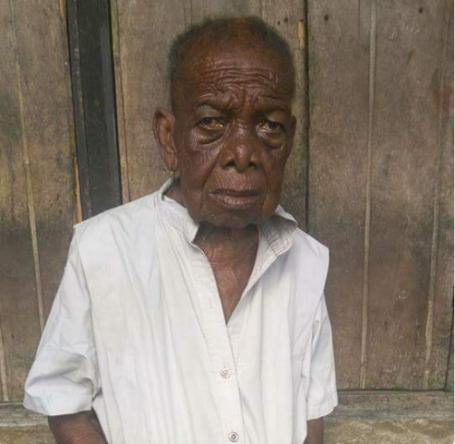 Madam Sarah Nwakohwu Wuche, 134 years old Nigerian woman