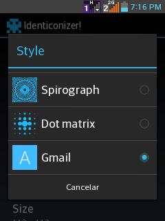 Mi preferido es Gmail.